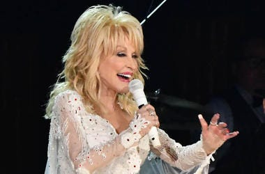 Dolly Parton, Grammy Awards, 2019, Singing, Performance, White Dress