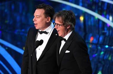 Mike Myers, Dana Carvey, 91st Academy Awards, Wayne's World