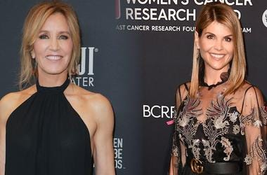 Felicity Huffman, Lori Loughlin, Red Carpets, Cropped Photos, 2019