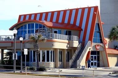 Whataburger, Bay on Shoreline Boulevard, Corpus Christi, 2016