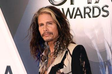 Steven Tyler, CMA Awards, Red Carpet, 2015