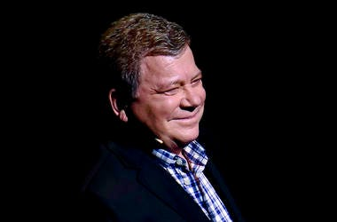 William Shatner, Smiling, Shatner's World, Performance, 2016