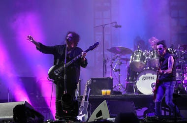 British band The Cure