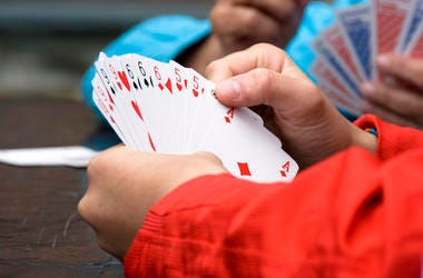 Cards, Bridge, Players, Playing Cards, Hand of Cards