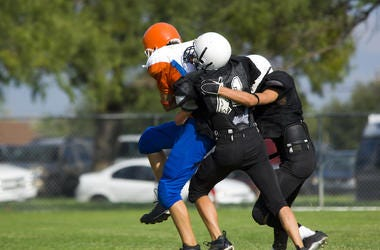 Football, Tackle, Young Players
