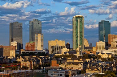 Fort Worth, Texas, Downtown, Skyline, Cityscape