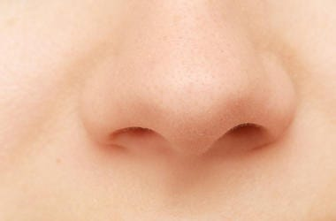 Human, Nose, Close Up