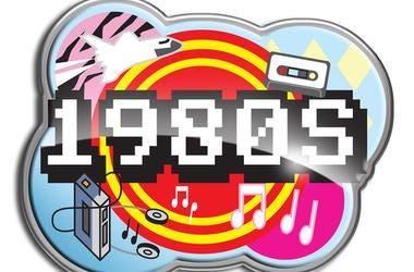 Retro 1980's