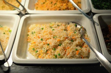 Buffet Fried Rice