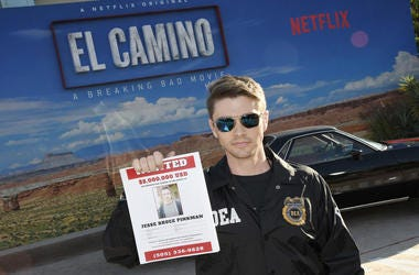 El Camino: Breaking Bad Movie Premiere
