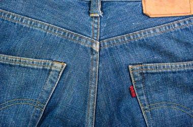 Butt Rip Jeans