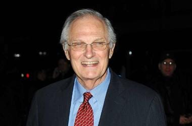 Alan Alda, Smile, Red Carpet
