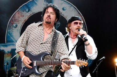 Toto, Steve Lukather, Joseph Williams