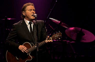 Don Henley, Singing, Guitar