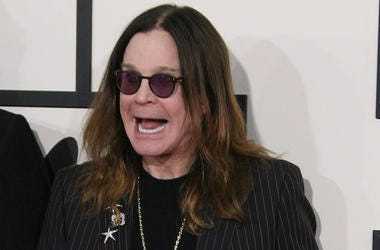 Ozzy Osbourne, Grammy Awards, 2014