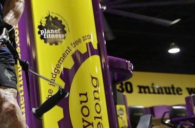 Planet Fitness, Gym, Equipment