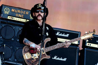 Motorhead, Lemmy, Concert, 2014, Outdoors, Sunny