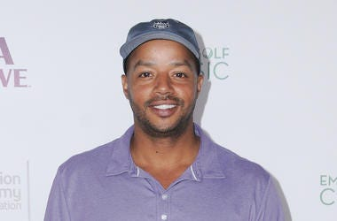 Donald Faison, Hat, Smile