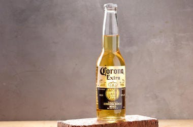 Corona, Glass, Bottle, Beer