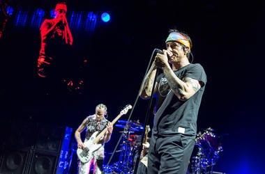 Red Hot Chili Peppers, Anthony Keidis, Flea, Concert, Summerfest Music Festival, 2017