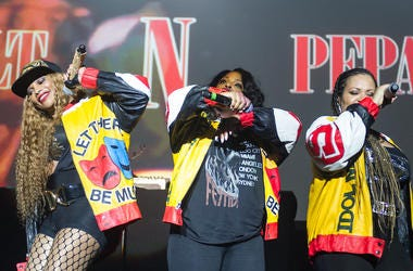 Salt-N-Pepa, I Love The 90s, Concert, 2017