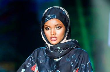 Halima Aden, Modest Fashion Festival, Runway, 2017