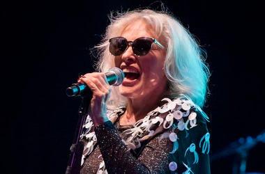 Blondie, Debbie Harry, Singing