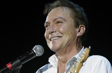 David Cassidy, Smiling, Concert