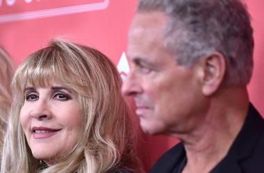 Stevie Nicks, Lindsey Buckingham, Fleewood Mac, Red Carpet, MusiCares Person of the Year, 2018