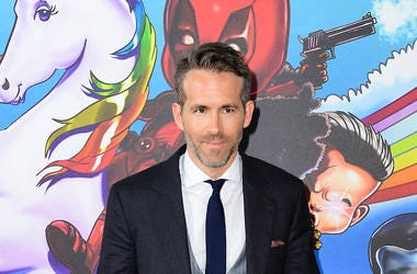 Ryan Reynolds, Unicorn, Deadpool, Red Carpet