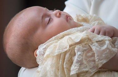 Prince Louis' Christening