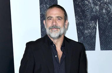 Jeffrey Dean Morgan, Walking Dead, Red Carpet, Season 9 Premiere, 2018