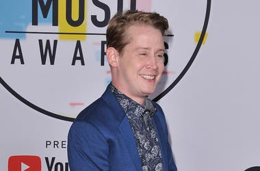 Macaulay Culkin, American Music Awards, Red Carpet, 2018