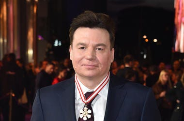 Mike Meyers, Red Carpet, Suit, Bohemian Rhapsody, Premiere