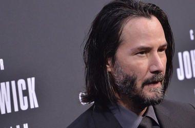 Keanu Reeves, Red Carpet, Solemn, John Wick: Chapter 3 - Parabellum, Special Screening, Los Angeles