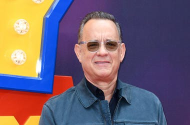 Tom Hanks, Red Carpet, Toy Story 4, Premiere, Sunglasses, Smiling, London, 2019