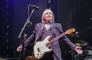 The late Tom Petty