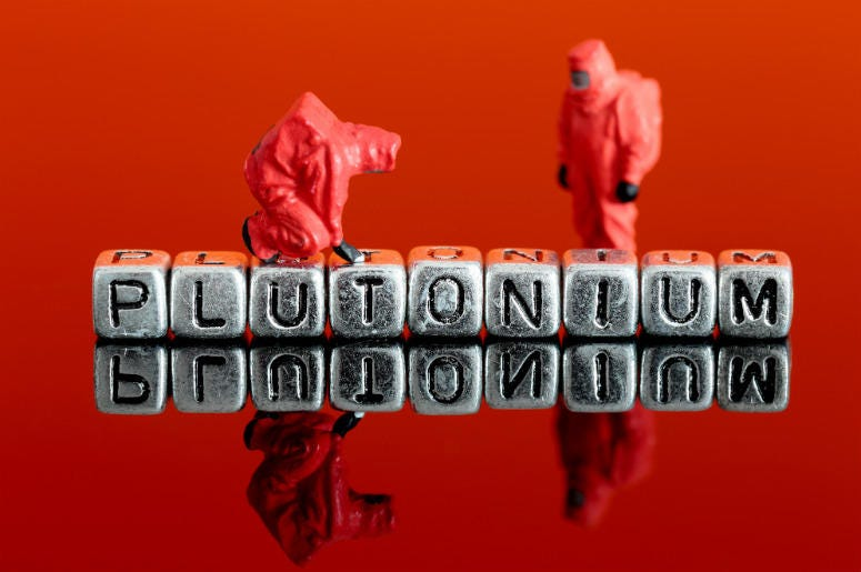 Plutonium,Idaho,State,University,Lost,Misplaced,Missing,Radioactive,Material,Weapons-Grade,Nuke,100.3 Jack FM