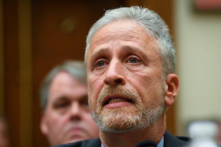 Jon Stewart, Testimony, House Judiciary Committee, Washington DC, Microphone, 2019