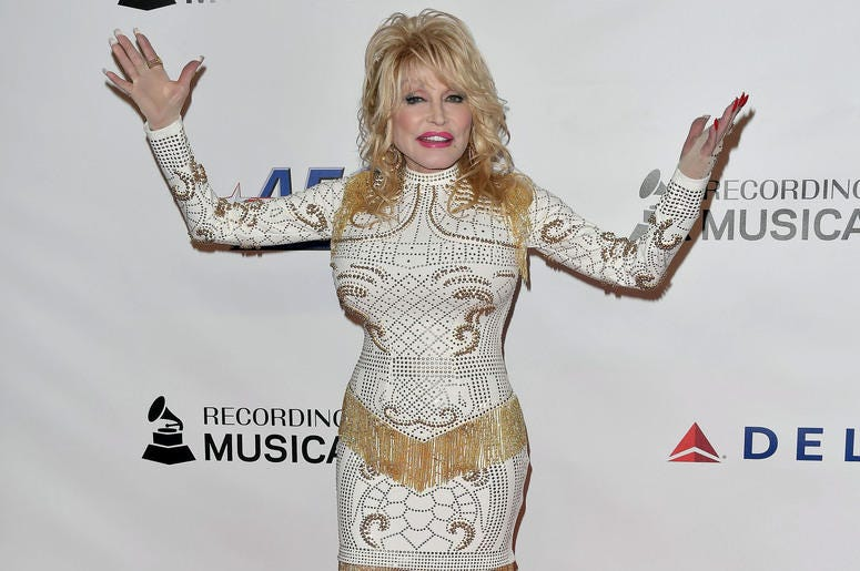 dolly parton challenge - photo #32