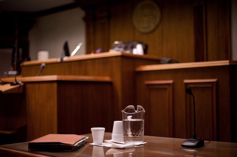 Court, Courtoom