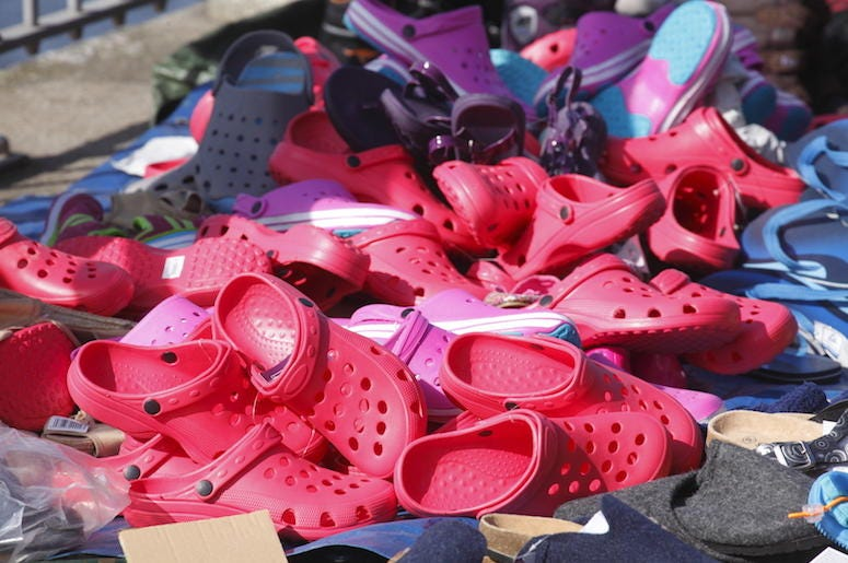 Crocs, Shoes, Pile