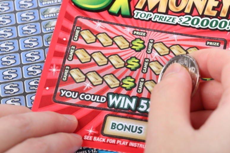Lottery Scratch Off