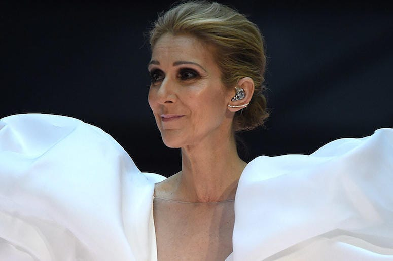 Celine Dion, Billboard Music Awards, Performing, Staring, 2017