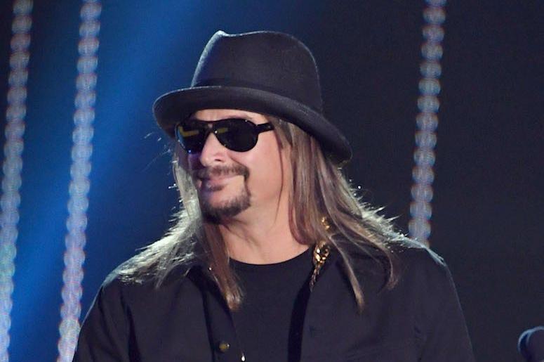 Kid Rock, Hat, Sunglasses, CMT Music Awards, Presenting, 2017