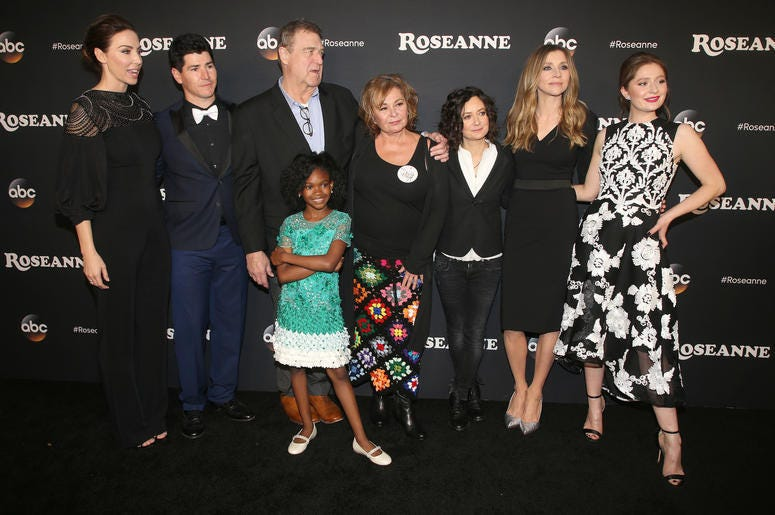 Roseanne Reboot Cancelled