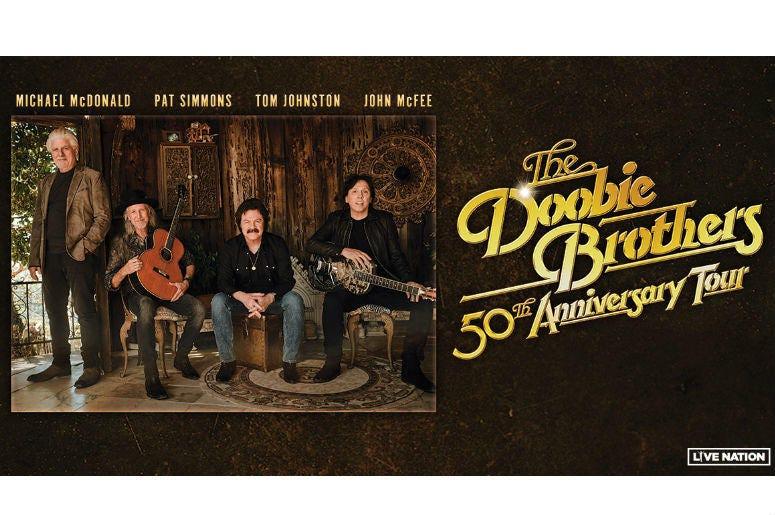 The Doobie Brothers: 50th Anniversary Tour