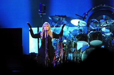 Fleetwood Mac performs at Bridgestone Arena