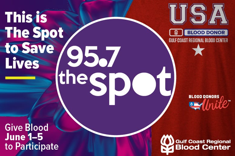The-Spot blood drive 2020