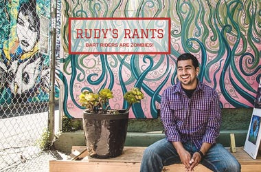 Our Friend and Comedian, Rudy Ortiz